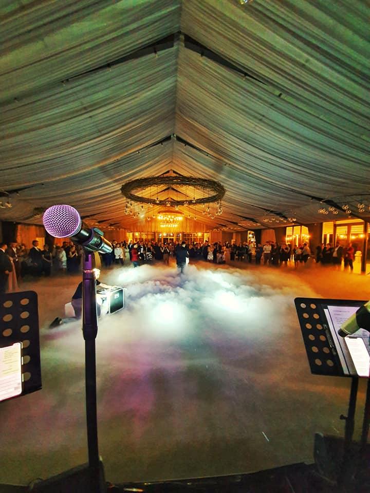 Dansul Mirilor - Atmosfera perfectă cu Adrian Sina & The Wedding Crashers