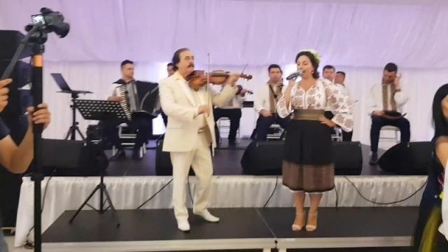 Anamaria Botezatu cu Nicolae Botgros