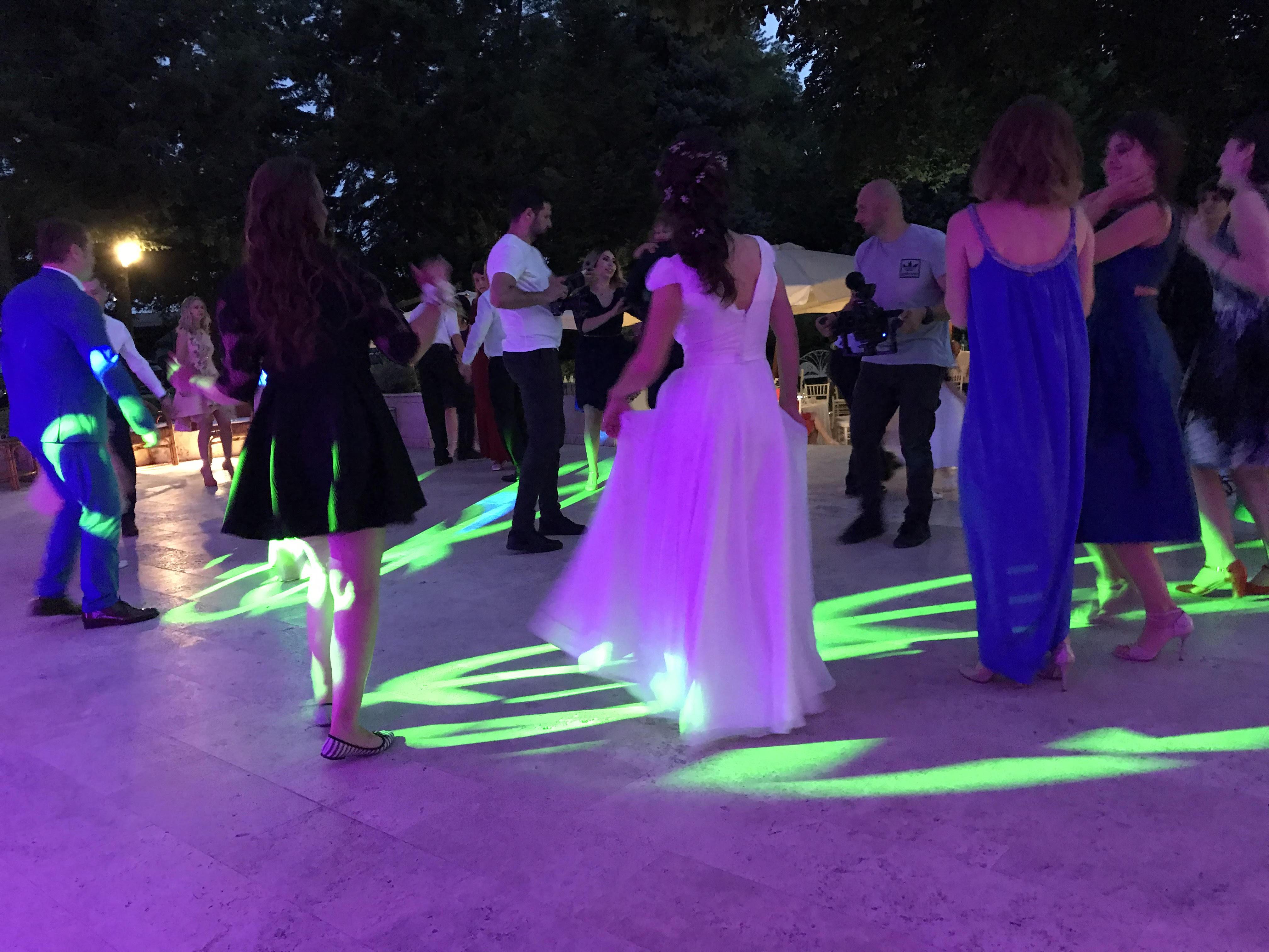 Dj Evenimente Bucuresti - Sonorizare Nunta