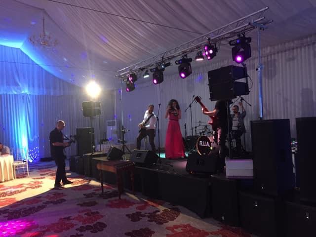 Live Band Cover la nunta