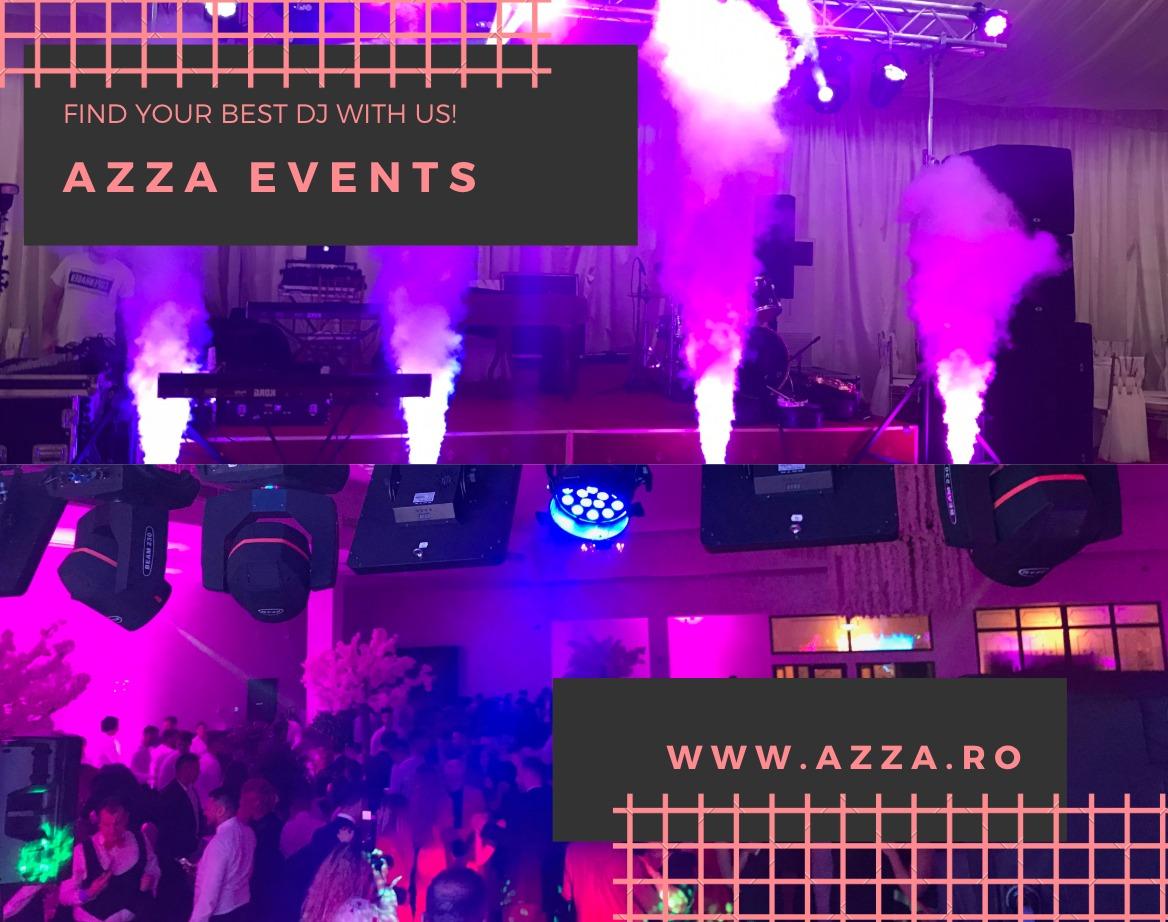 Best Dj Evenimente Bucuresti - AzZa Events
