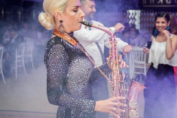 Saxofonist Nunta Bucuresti | Program Cafe Concert Saxofon