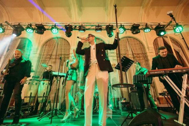 Adrian Sina - The Wedding Crashers - Band Nunta - LiveOrchestra