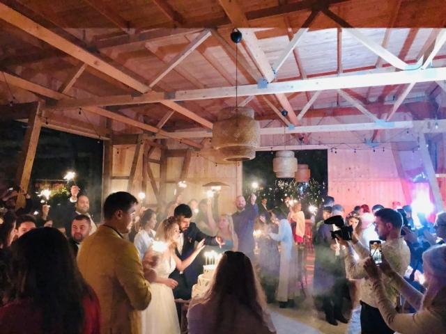 Nunta in aer liber langa Snagov, Nunta de Poveste in Aer Liber