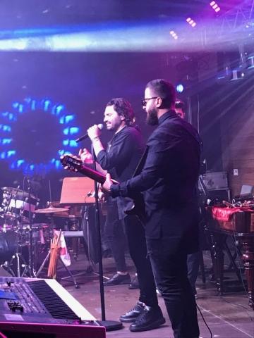Pepe & Live Band, Program Muzical Nunta - Ramada Plaza
