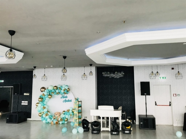 DJ & Sonorizare Sole Events Bucuresti | Tip Eveniment Botez