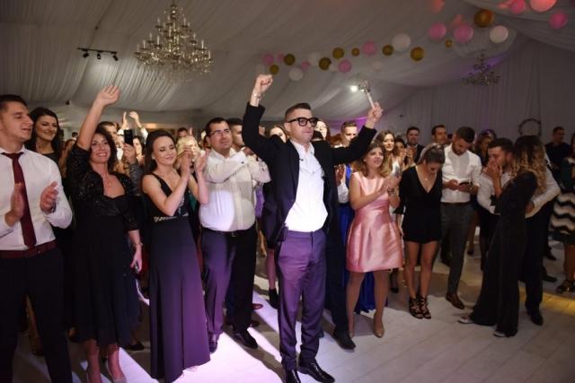 Nunta perfecta cu Adrian Sina si The Wedding Crashers