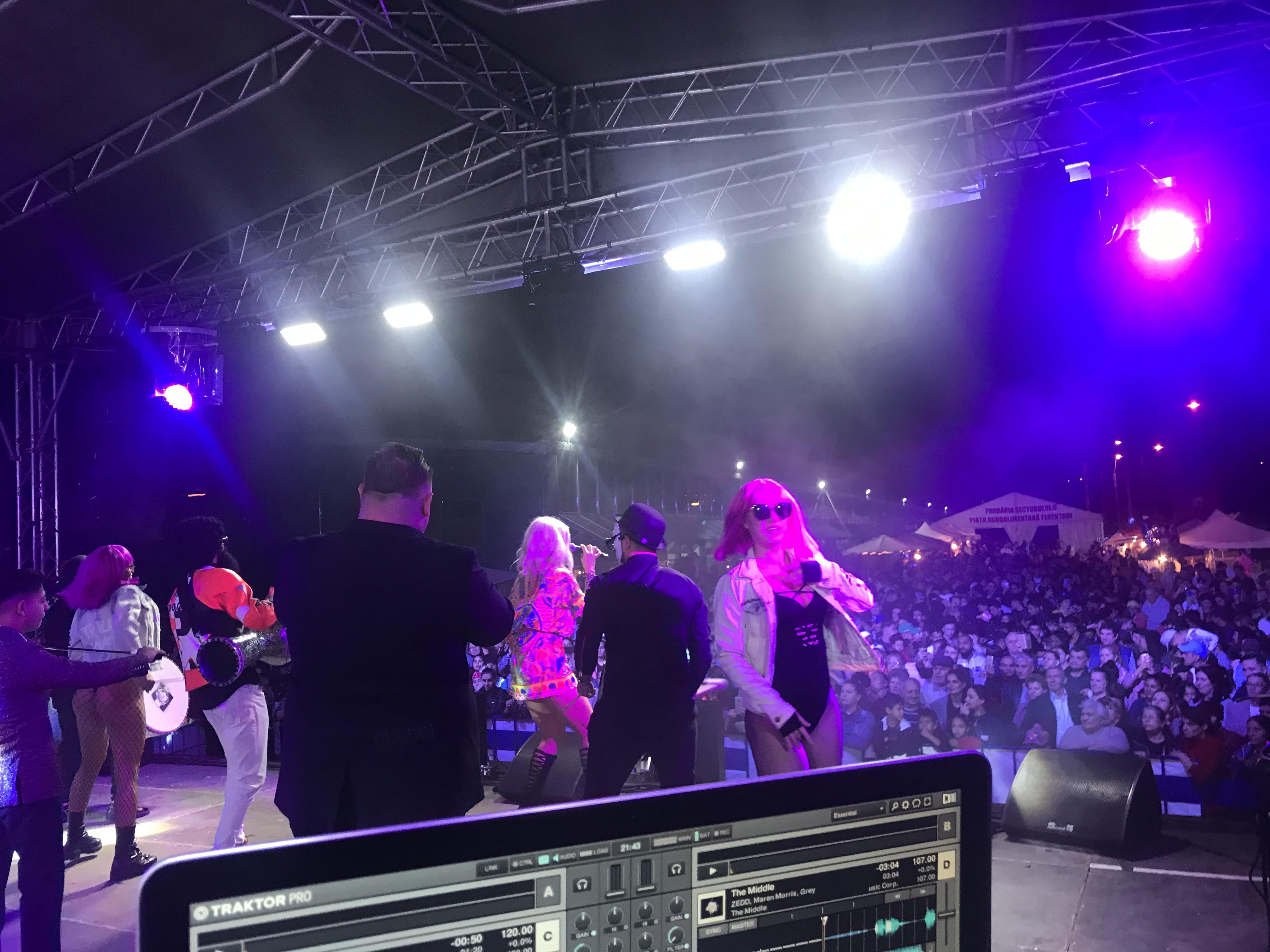 Dj Evenimente - Concert Primaria Sector 5