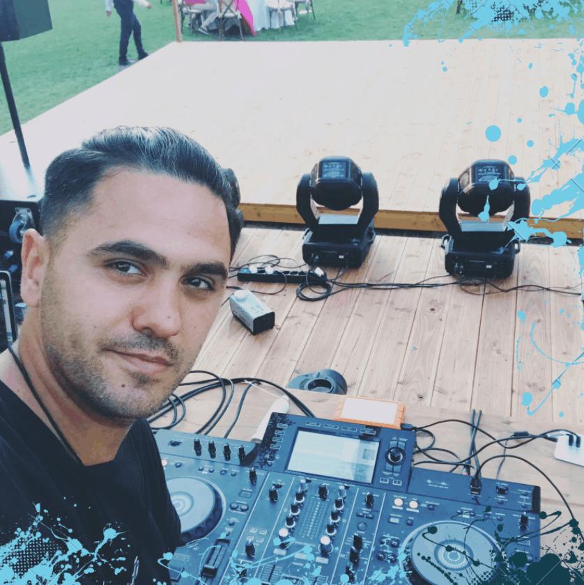 Muzica, pasiunea noastră! | DJ Nunta In Aer Liber & Sonorizare Nunta, Botez, Evenimente Private