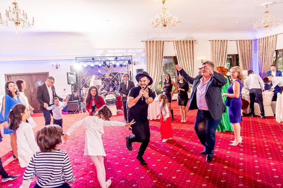 Magie pentru copii - Teo Magic aniversare, botez, petrecere privata.
