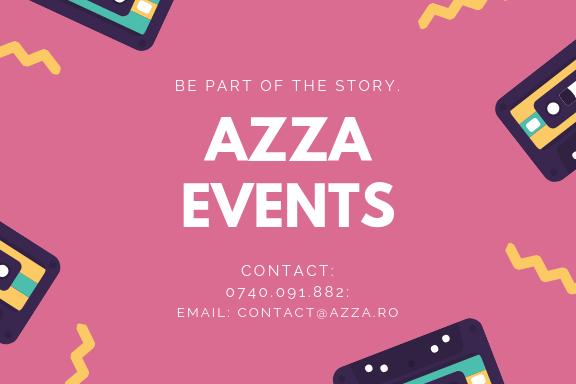 AzZa Events, Contact - Sonorizare evenimente Bucuresti