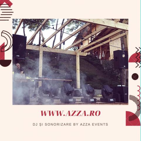 Personalizează-ți evenimentul cu AzZa Events   DJ Nunta Bucuresti   Sonorizare Nunta Bucuresti   Formatie Nunta