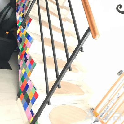 Pictura pe Pereti - Pătrate Colorate