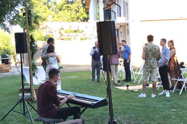 Pianist Ceremonie Evenimente Bucuresti
