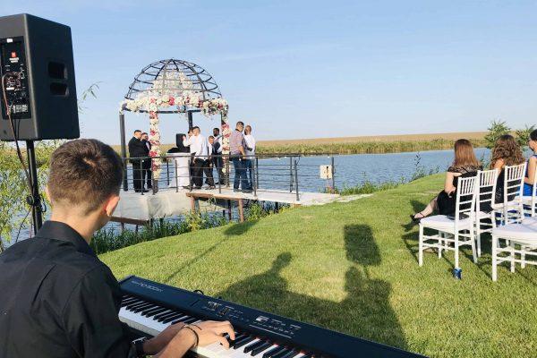 Pianist Nunta Bucuresti - Ceremonie Nunta