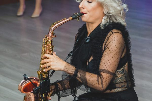 Saxofonist Invitat Special Nunta Snagov